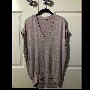 Aritzia / Wilfred Free v neck t shirt